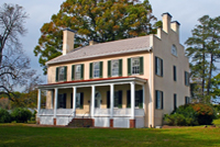 Historic Fairview Plantation c.1800